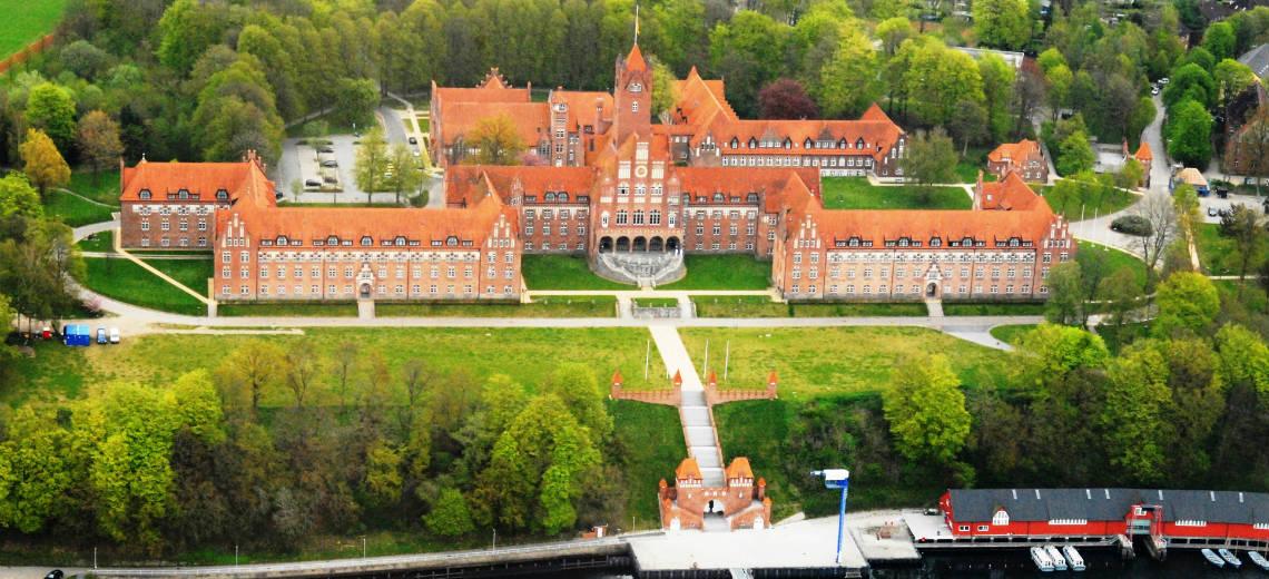Marineschule Mürwik, Foto: J. May